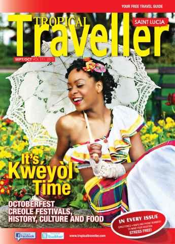 Tropical Traveller issue September-October 2013
