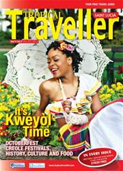 Tropical Traveller issue September-October 2013