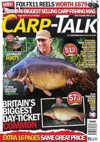 Carp-Talk issue 986