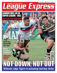 League Express issue 2879