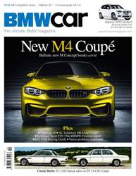 BMW Car issue October '13