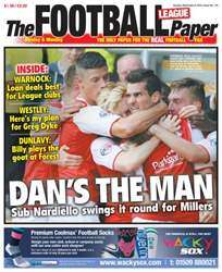 The Football League Paper issue Sunday 8th September 2013