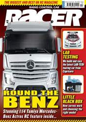Radio Control Car Racer issue October 2013