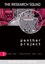 The Panther Project Vol 1 issue The Panther Project Vol 1