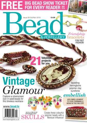 Bead Magazine issue Bead Issue 49