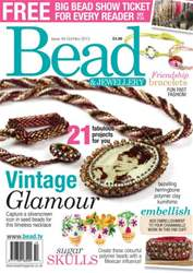 Bead Magazine issue Bead Issue 49