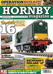 Hornby Magazine issue October 2013