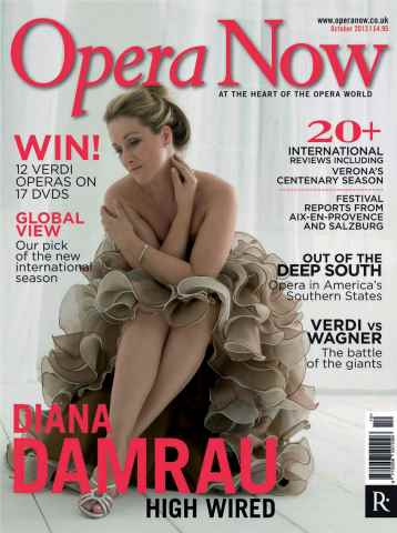 Opera Now issue October 2013