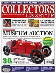 Collectors Gazette issue October 2013