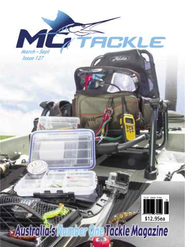 MO Tackle Catalogue issue MO Tackle Issue 127