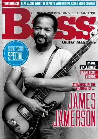 Bass Guitar issue Digital Taster Special