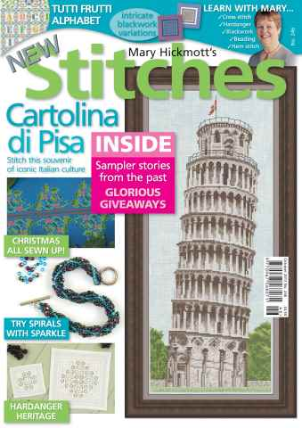 New Stitches issue Issue 246