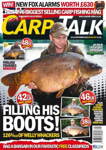 Carp-Talk issue 987
