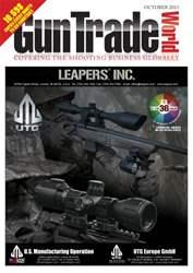 Gun Trade World issue October 2013