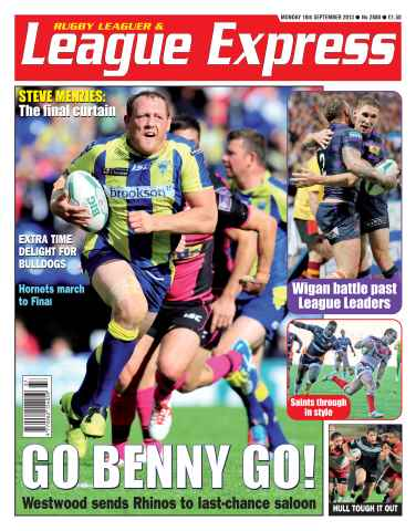 League Express issue 2880