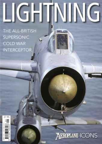 Aeroplane issue Lightning