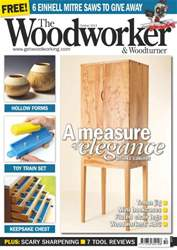 The Woodworker Magazine issue October 2013