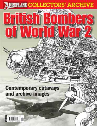 Aeroplane issue British Bombers of WW2