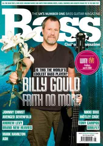 Bass Guitar issue 96 October 2013