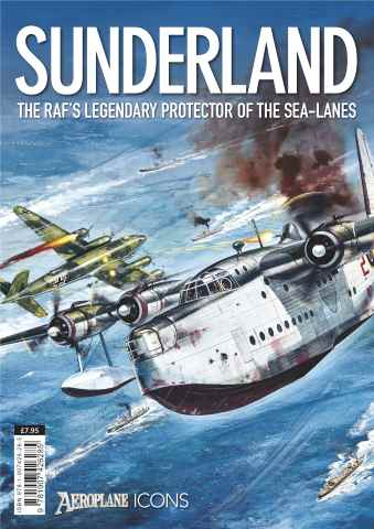 Aeroplane issue Sunderland