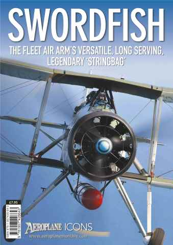 Aeroplane issue Swordfish