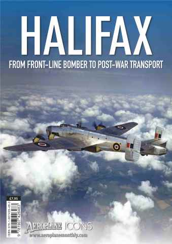 Aeroplane issue Halifax