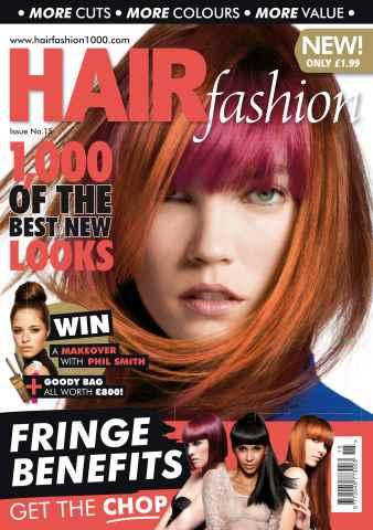 Hair Fashion issue Issue 15