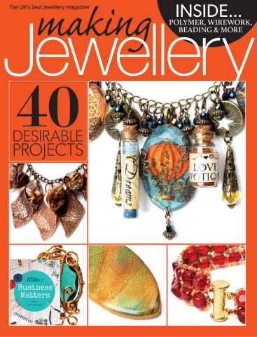 Making Jewellery issue October 2013