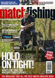 Match Fishing issue June 2011