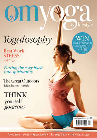 OM Yoga UK Magazine issue July-Aug 2010 - Issue 5