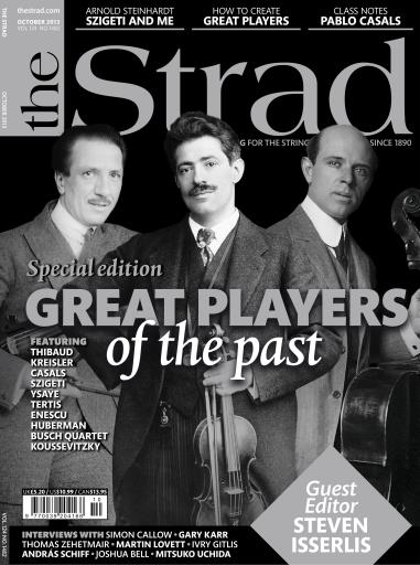 The Strad Digital Issue