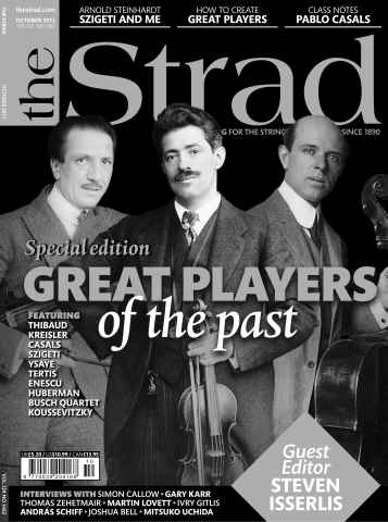 The Strad issue October 2013