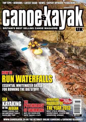 Canoe & Kayak UK issue November 13 (Iss 152)