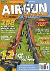 Airgun Shooter issue July 2011