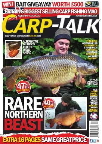 Carp-Talk issue 988
