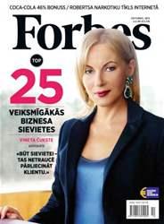 Forbes Okt'13 issue Forbes Okt'13