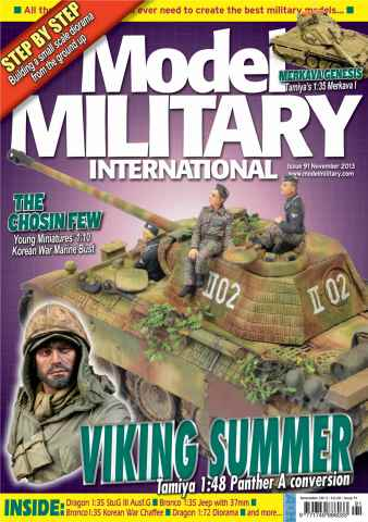 Model Military International issue 91