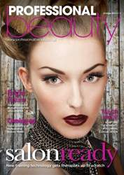 Professional Beauty issue Professional Beauty October 2013