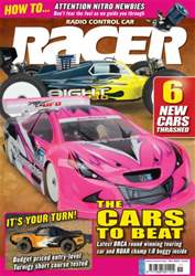 Radio Control Car Racer issue November 2013