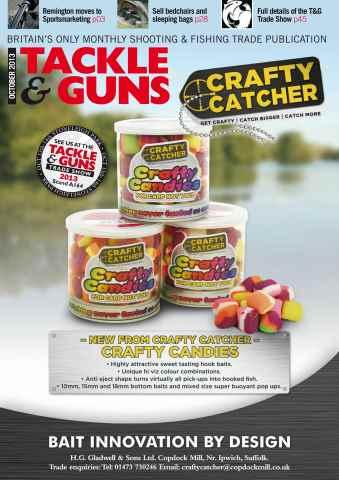 Tackle & Guns issue Tackle & Guns - October 2013