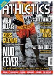 Athletics Weekly issue AW September 26 2013