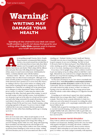 Writing Magazine Preview 14