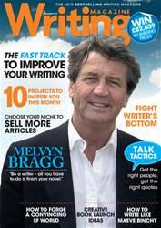 Writing Magazine issue November 2013