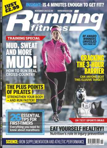Running Fitness issue No.166 How to run Cross-Country