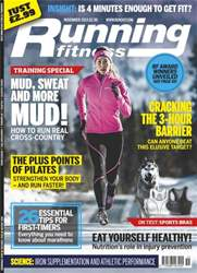 Running issue No.166 How to run Cross-Country