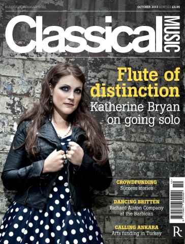 Classical Music issue October 2013