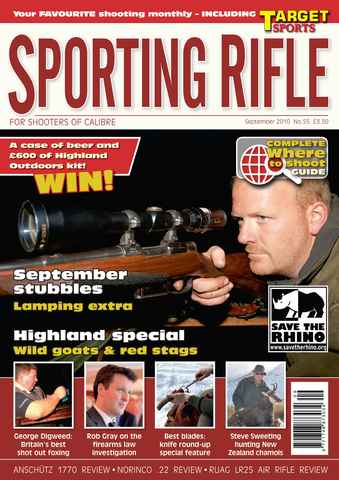 Sporting Rifle issue 55