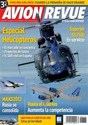 Avion Revue Internacional España issue Número 376