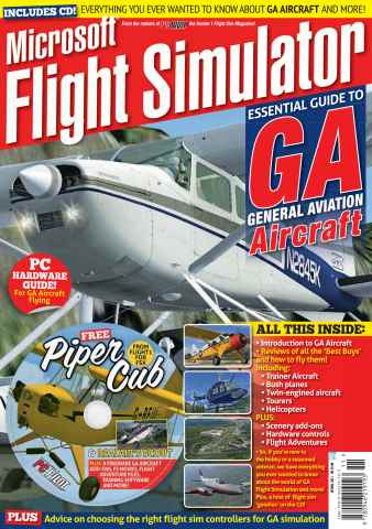 Airliner World issue Microsoft Flight Simulator 3
