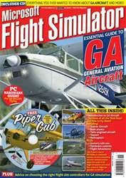 Airliner World issue Microsoft Flight Simulator 3